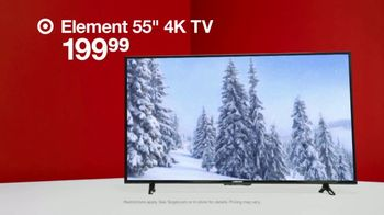 Target Black Friday TV Spot, 'Hundreds of Deals: TV, Toys and Xbox' Song by Sia - Thumbnail 4