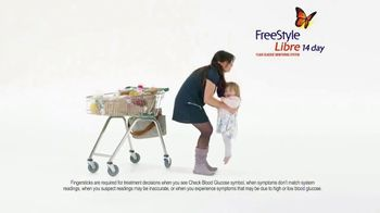 Abbott FreeStyle Libre TV Spot, 'No Fingersticks' - Thumbnail 2
