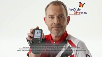 Abbott FreeStyle Libre TV Spot, 'No Fingersticks' - Thumbnail 7