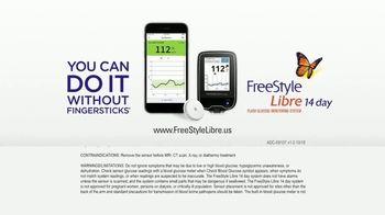 Abbott FreeStyle Libre TV Spot, 'No Fingersticks' - Thumbnail 9