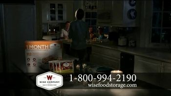 Wise Food Storage Historic Black Friday Sale TV Spot, 'Be Prepared' - Thumbnail 3