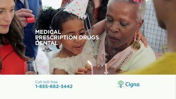 Cigna Medicare Advantage TV Spot, 'Annual Enrollment'