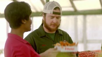 Popeyes Red Stick Chicken TV Spot, 'Pepper Perfection' - Thumbnail 6