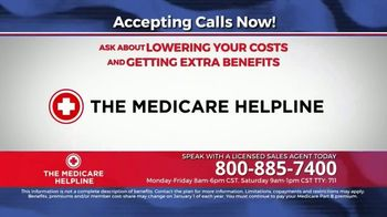 The Medicare Helpline TV Spot, 'Extra Benefits: Enroll Now'