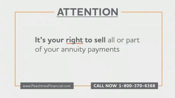 Peachtree Financial TV Spot, 'Selling Your Annuity Payments' - Thumbnail 1