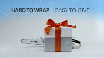 STIHL TV Spot, 'Holidays: Hard to Wrap' - Thumbnail 3