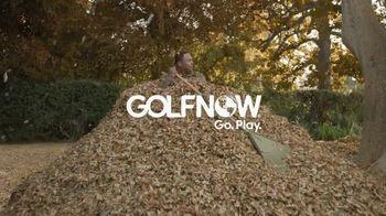 GolfNow.com TV Spot, 'Man Rakes 3,007 Bags of Leaves' - Thumbnail 7