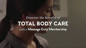 Massage Envy Membership TV Spot, 'Total Body Care With Membership' - Thumbnail 9
