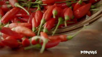 Popeyes Red Stick Chicken TV Spot, 'El rojo perfecto' [Spanish] - Thumbnail 4
