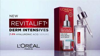 L'Oreal Paris Revitalift Hyaluronic Acid Serum TV Spot, 'Reduce Wrinkles' Featuring Eva Longoria - Thumbnail 10
