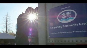 Nestle Waters TV Spot, 'Bottled Water Donations to Flint, Michigan' - Thumbnail 6
