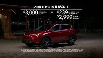 2018 Toyota RAV4 TV Spot, 'More Adventurous' [T2] - Thumbnail 8