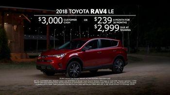 2018 Toyota RAV4 TV Spot, 'More Adventurous' [T2] - Thumbnail 9