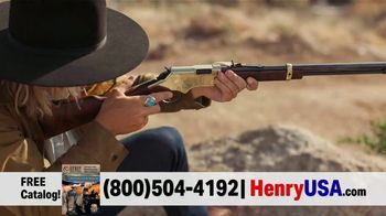 Henry Repeating Arms TV Spot, 'Personal Guarantee'