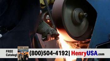 Henry Repeating Arms TV Spot, 'Personal Guarantee' - Thumbnail 4