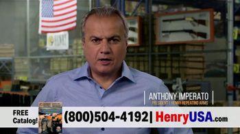 Henry Repeating Arms TV Spot, 'Personal Guarantee' - Thumbnail 7