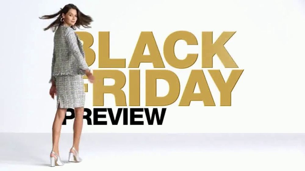 c275172db Macy s Black Friday Preview TV Commercial