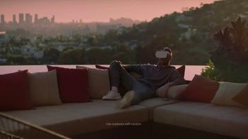Oculus Go TV Spot, 'See It in VR' Featuring Wiz Khalifa, Leslie Jones, Awkwafina - Thumbnail 4
