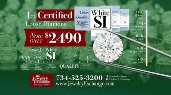 Jewelry Exchange TV Spot, 'Lab-Grown Diamonds' - Thumbnail 9