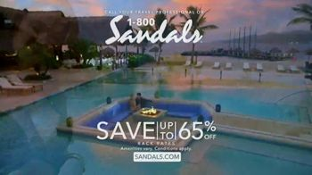 Sandals Resorts TV Spot, 'Time of My Life: Weddings' - Thumbnail 9