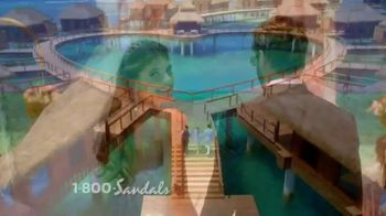 Sandals Resorts TV Spot, 'Time of My Life: Weddings' - Thumbnail 2