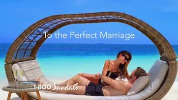 Sandals Resorts TV Spot, 'Time of My Life: Weddings' - Thumbnail 4