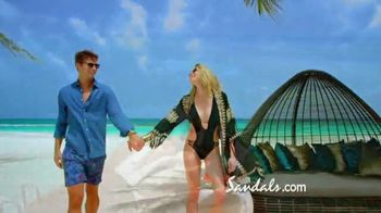 Sandals Resorts TV Spot, 'Time of My Life: Weddings' - Thumbnail 6