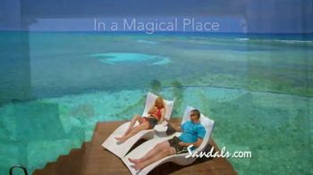 Sandals Resorts TV Spot, 'Time of My Life: Weddings' - Thumbnail 7