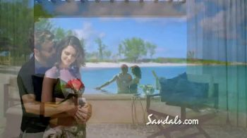 Sandals Resorts TV Spot, 'Time of My Life: Weddings' - Thumbnail 8