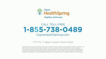 Cigna HealthSpring Medicare Advantage TV Spot, 'Annual Enrollment' - Thumbnail 7