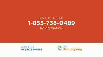 Cigna HealthSpring Medicare Advantage TV Spot, 'Annual Enrollment' - Thumbnail 3