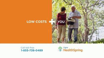 Cigna HealthSpring Medicare Advantage TV Spot, 'Annual Enrollment' - Thumbnail 4