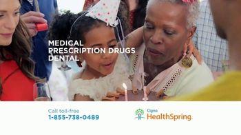 Cigna HealthSpring Medicare Advantage TV Spot, 'Annual Enrollment' - Thumbnail 5