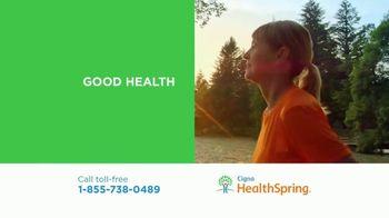 Cigna HealthSpring Medicare Advantage TV Spot, 'Annual Enrollment' - Thumbnail 6
