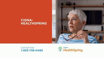 Cigna HealthSpring Medicare Advantage TV Spot, 'Annual Enrollment'