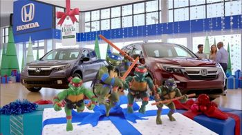 Happy Honda Days TV Spot, '2018 Holidays: Teenage Mutant Ninja Turtles' [T2]