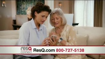 ResQ Connect TV Spot, 'Always Connected' Featuring Jamie Farr - 16 commercial airings