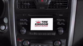 Tire Kingdom Value Installation Package TV Spot, 'Leaves' - Thumbnail 1