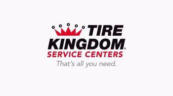 Tire Kingdom Value Installation Package TV Spot, 'Leaves' - Thumbnail 9