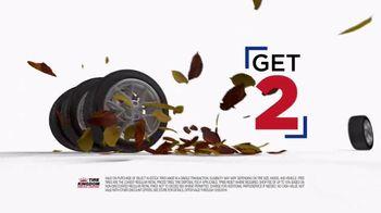 Tire Kingdom Value Installation Package TV Spot, 'Leaves' - Thumbnail 3
