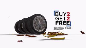 Tire Kingdom Value Installation Package TV Spot, 'Leaves' - Thumbnail 5