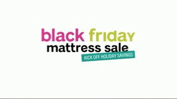 Ashley HomeStore Black Friday Mattress Sale TV Spot, 'Starts Now: Beat the Crowds' Song by Midnight Riot