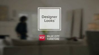 Value City Furniture Pre-Black Friday Sale TV Spot, 'Designer Looks: Great Moments' - Thumbnail 1