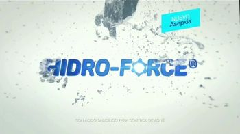 Asepxia Scrub With Hydro-Force TV Spot, 'No reseca' [Spanish]
