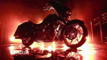 Motorcycle Mechanics Institute TV Spot, 'Hear the Power'