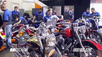 Motorcycle Mechanics Institute TV Spot, 'Hear the Power' - Thumbnail 5