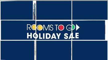 Rooms to Go Holiday Sale TV Spot, 'Complete Queen Bed' - Thumbnail 2