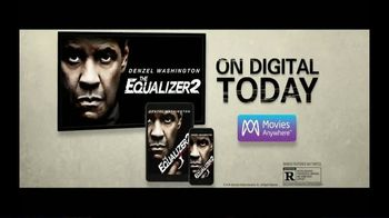 The Equalizer 2 Home Entertainment TV Spot - Thumbnail 8