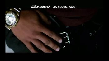 The Equalizer 2 Home Entertainment TV Spot - Thumbnail 1