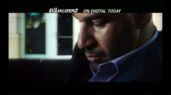 The Equalizer 2 Home Entertainment TV Spot